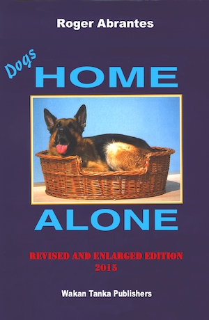 """Dogs Home Alone"" by Roger Abrantes"
